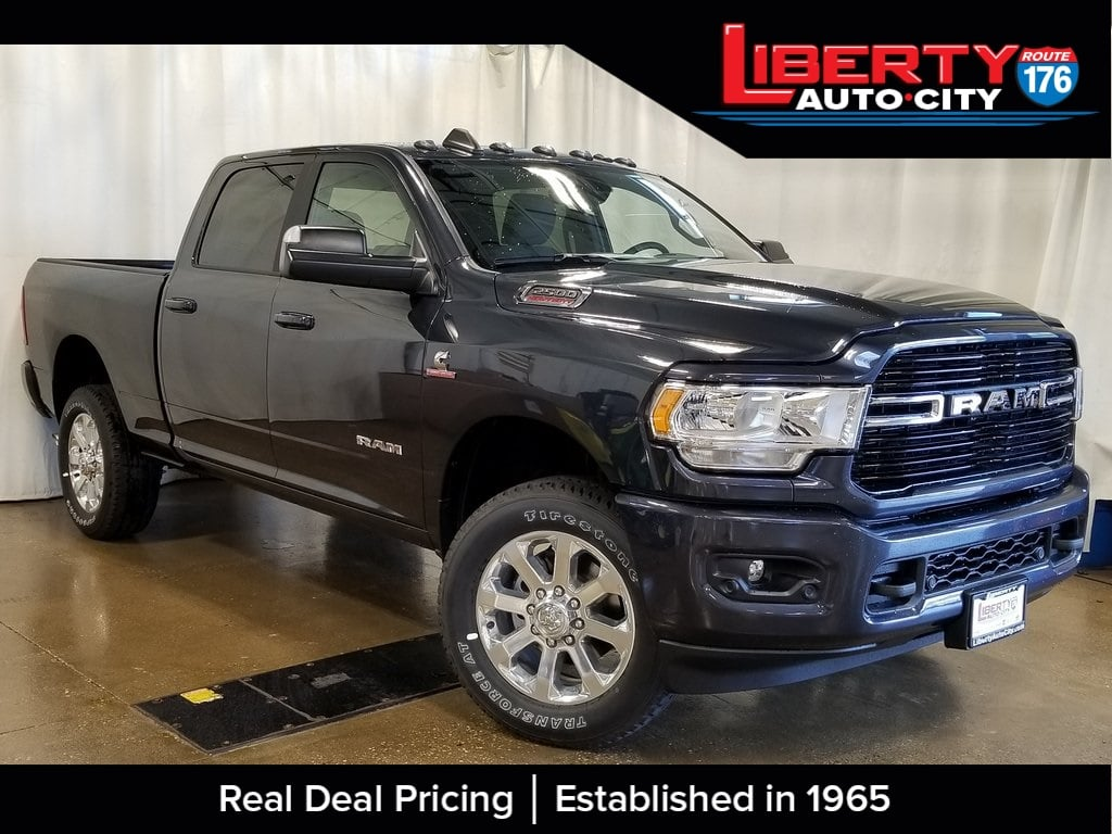 2019 Ram 2500 Crew Cab 4x4,  Pickup #619205 - photo 1