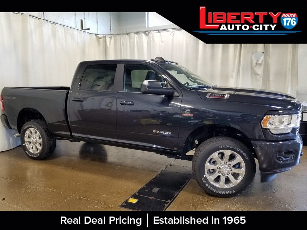 2019 Ram 2500 Crew Cab 4x4,  Pickup #619205 - photo 5