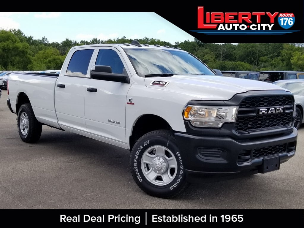 2019 Ram 3500 Crew Cab 4x4,  Pickup #619207 - photo 1