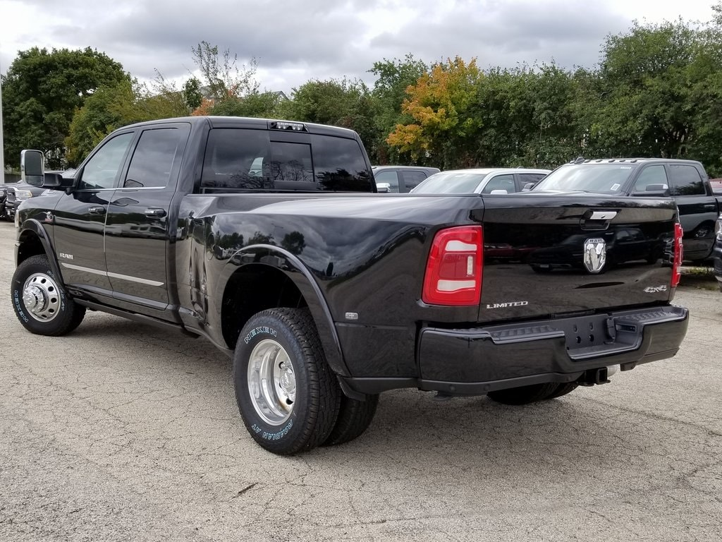 2019 Ram 3500 Crew Cab DRW 4x4, Pickup #619209 - photo 6