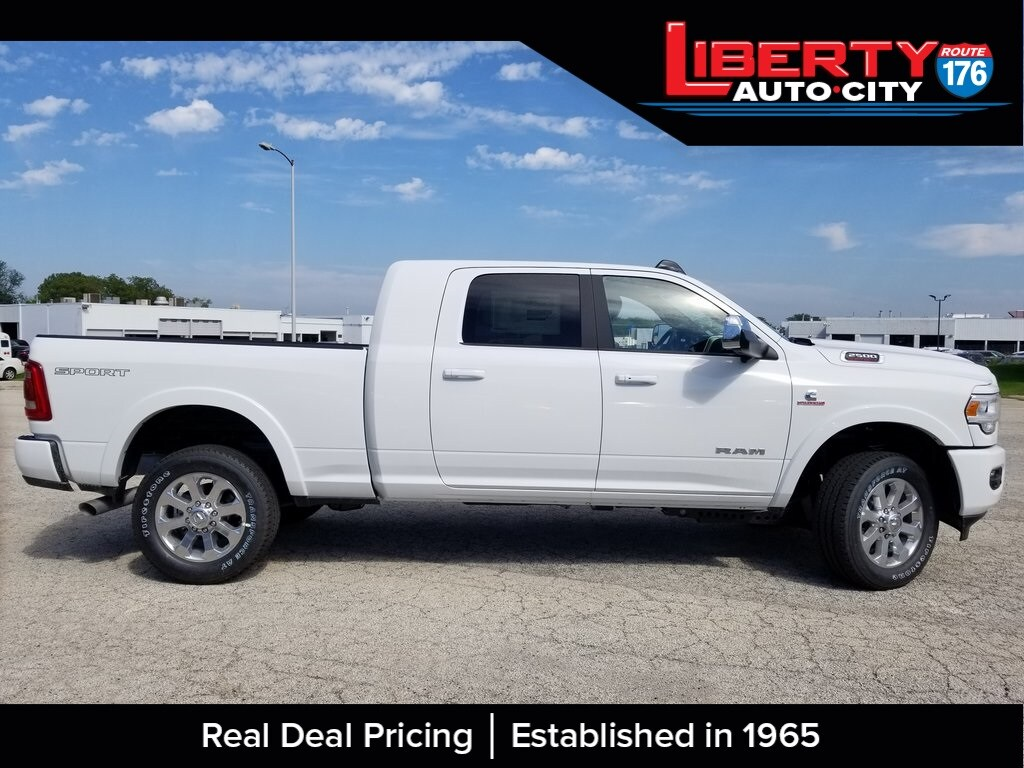 2019 Ram 2500 Mega Cab 4x4, Pickup #619221 - photo 2