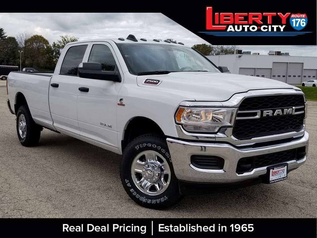 2019 Ram 2500 Crew Cab 4x4,  Pickup #619228 - photo 1