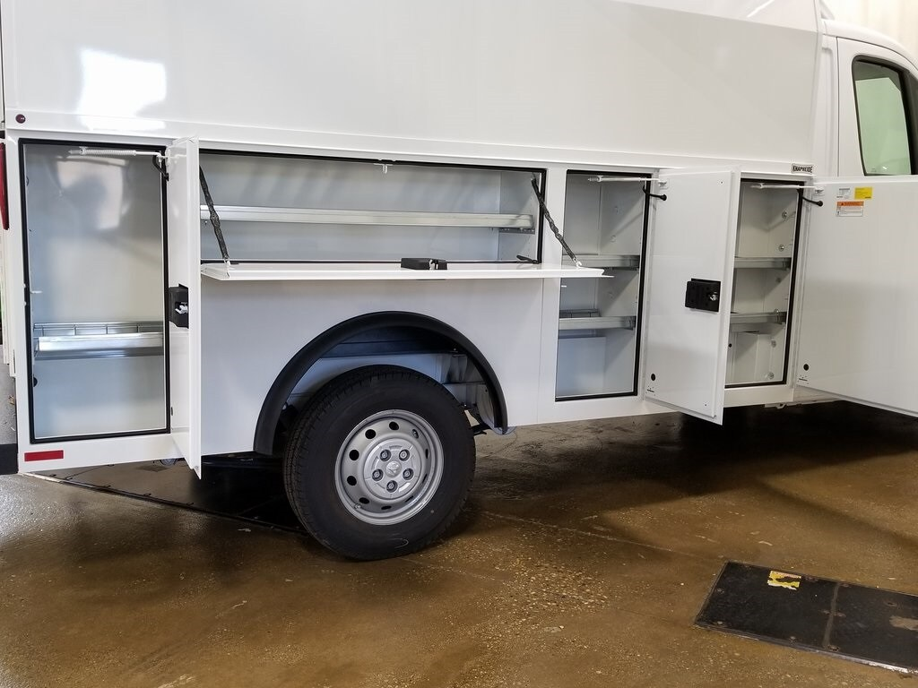 2019 ProMaster 3500 Standard Roof FWD, Knapheide KUV Service Utility Van #619232 - photo 8