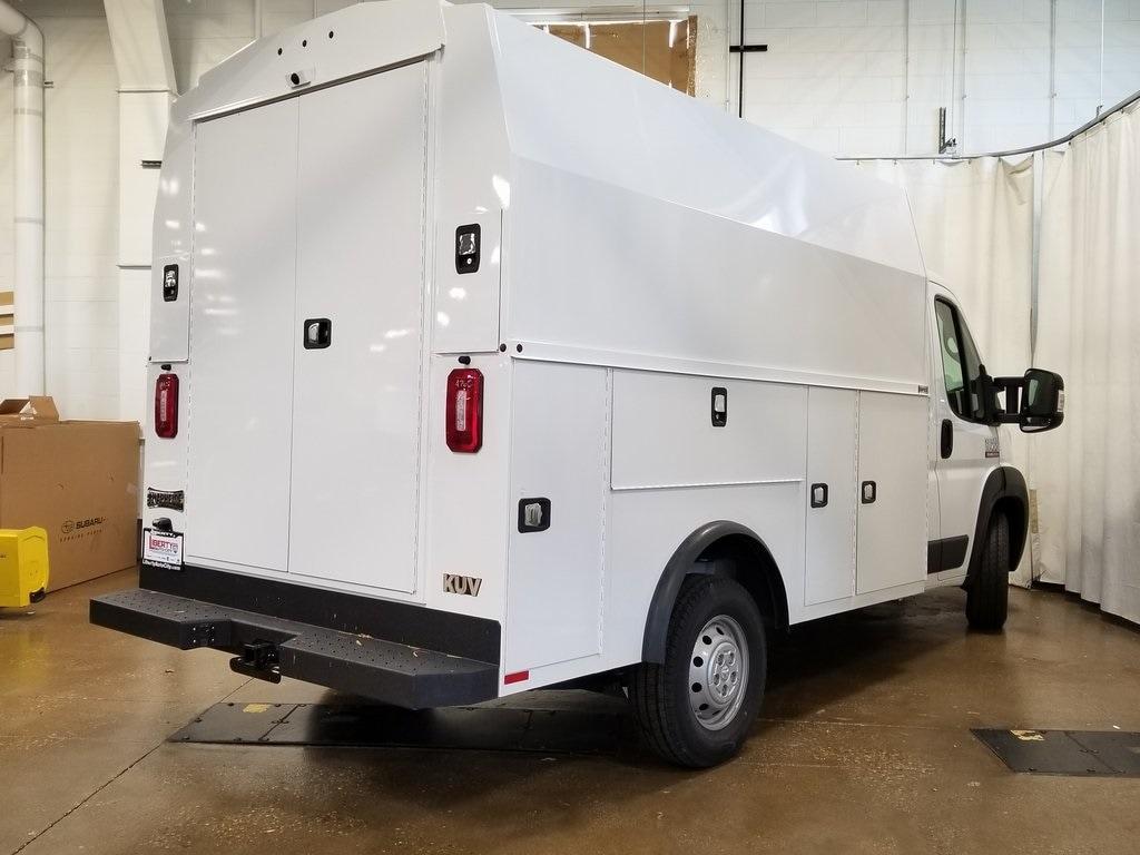 2019 ProMaster 3500 Standard Roof FWD, Knapheide Service Utility Van #619233 - photo 1
