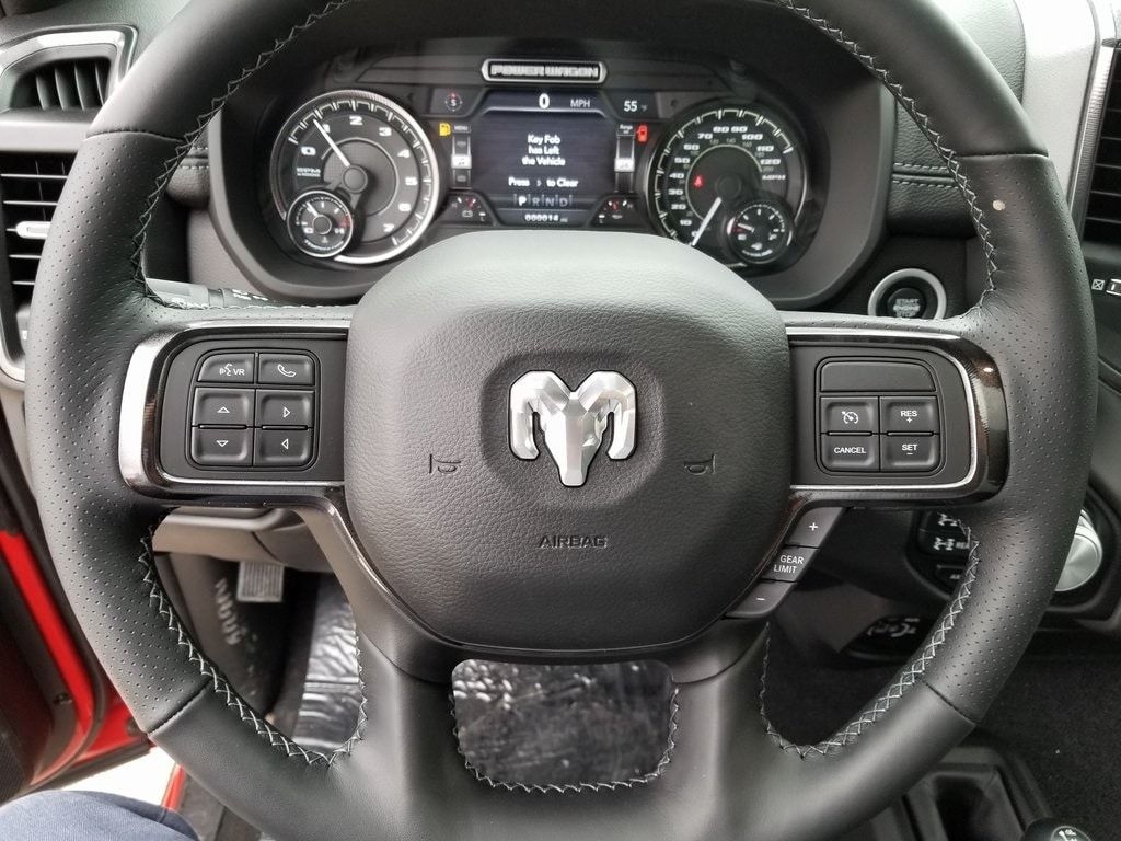 2019 Ram 2500 Crew Cab 4x4, Pickup #619244 - photo 20