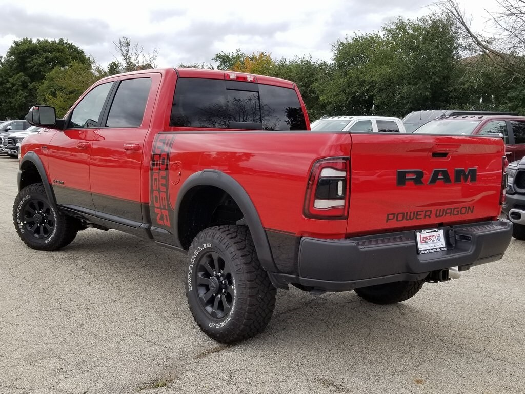 2019 Ram 2500 Crew Cab 4x4, Pickup #619244 - photo 6