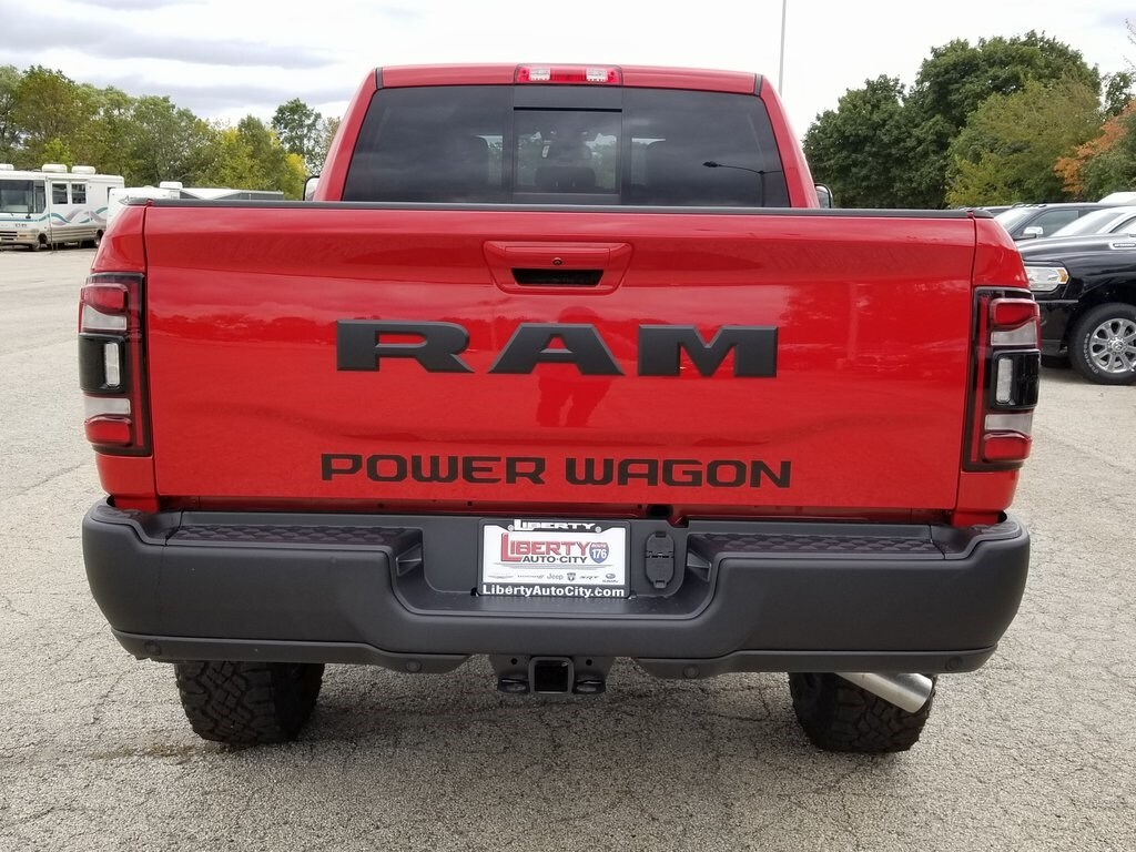 2019 Ram 2500 Crew Cab 4x4, Pickup #619244 - photo 7