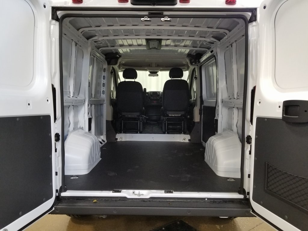2019 ProMaster 1500 Standard Roof FWD, Empty Cargo Van #619250 - photo 2