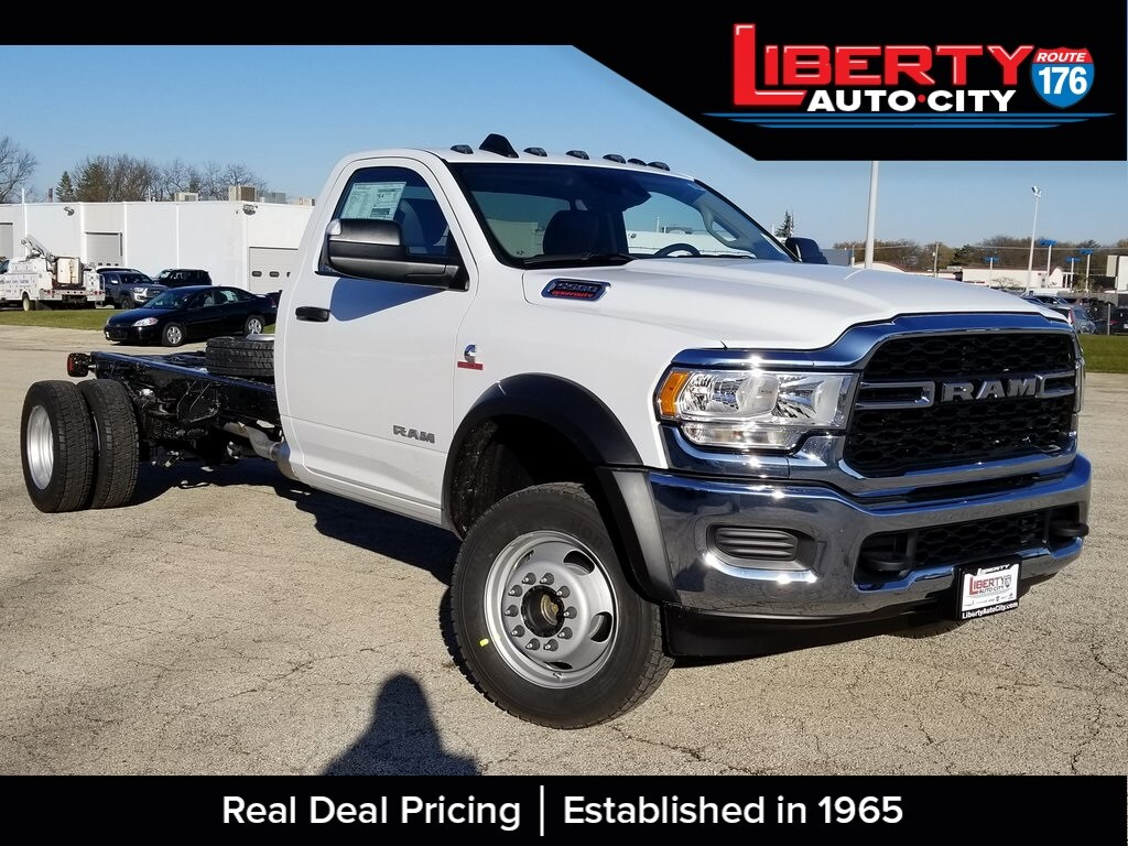 2019 Ram 5500 Regular Cab DRW 4x4, Cab Chassis #619256 - photo 1