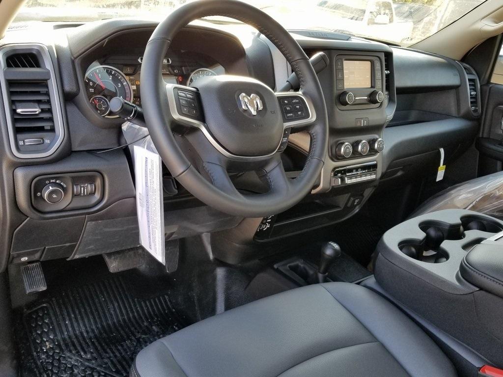 2019 Ram 5500 Regular Cab DRW 4x4, Knapheide Platform Body #619256 - photo 7
