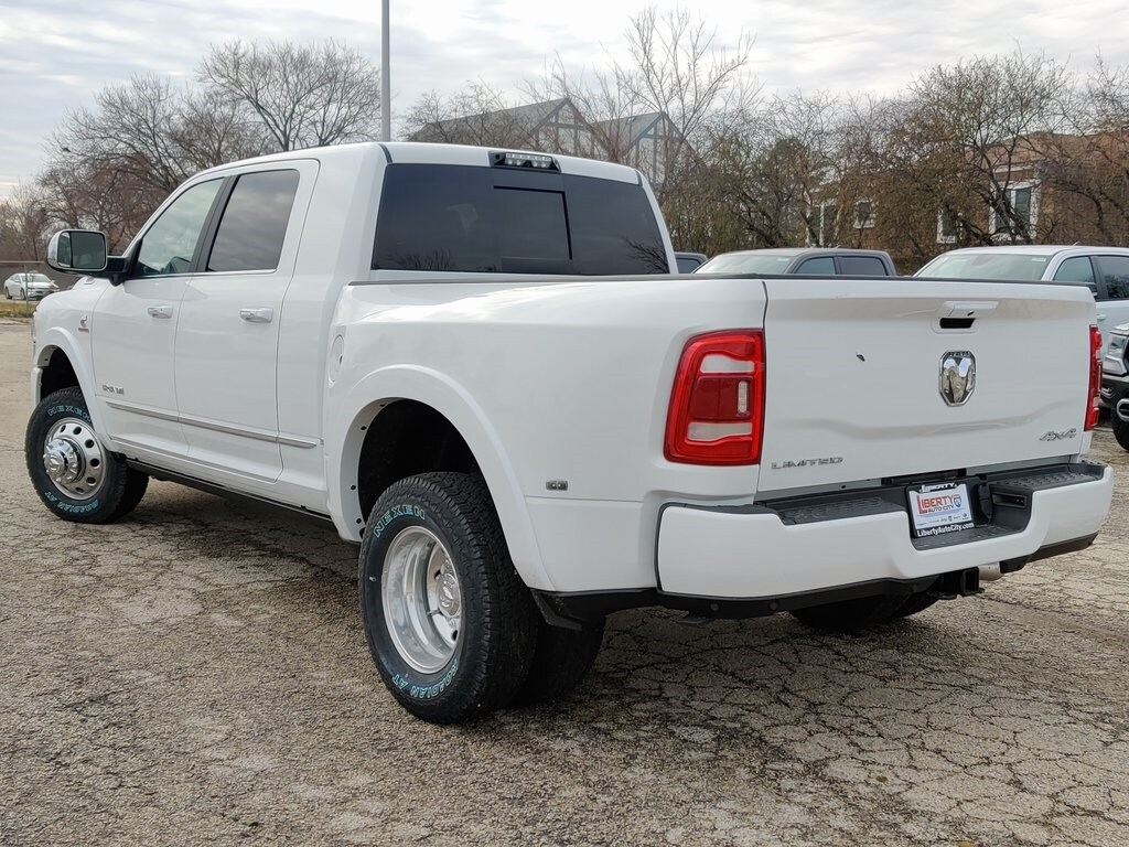 2019 Ram 3500 Mega Cab DRW 4x4, Pickup #619259 - photo 5