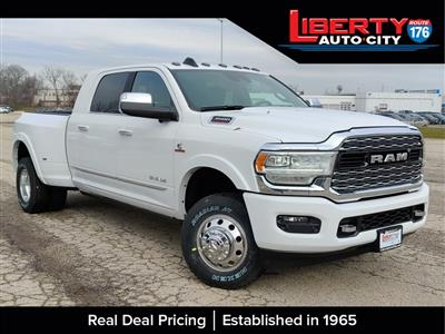 2019 Ram 3500 Mega Cab DRW 4x4, Pickup #619259 - photo 1