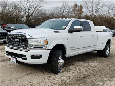 2019 Ram 3500 Mega Cab DRW 4x4, Pickup #619259 - photo 4