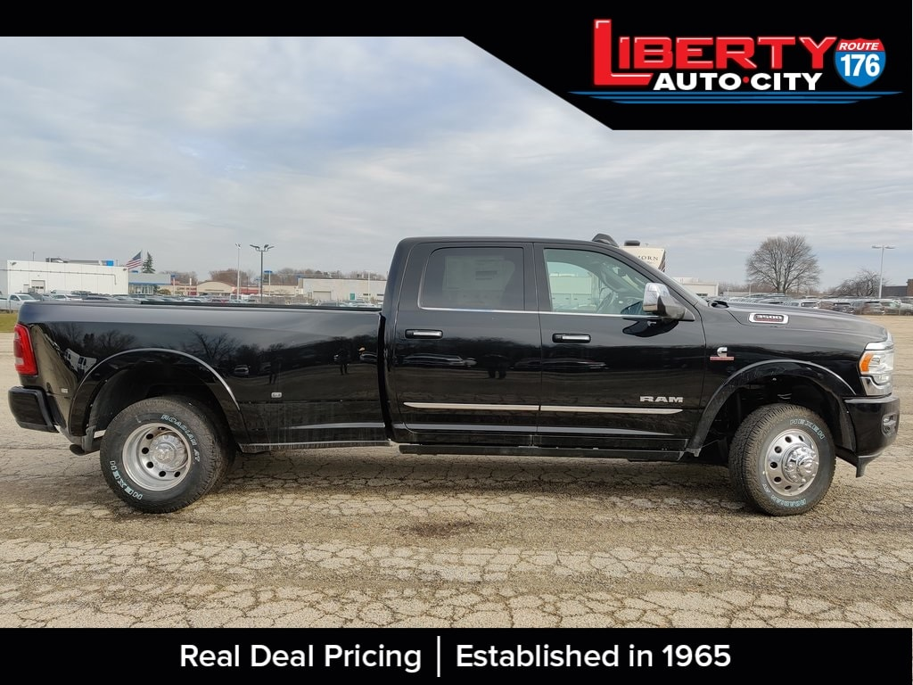 2019 Ram 3500 Crew Cab DRW 4x4, Pickup #619261 - photo 7