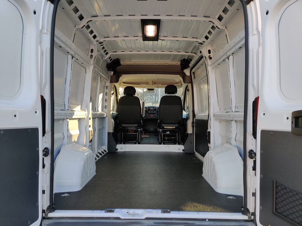 2019 ProMaster 1500 High Roof FWD, Empty Cargo Van #619280 - photo 1