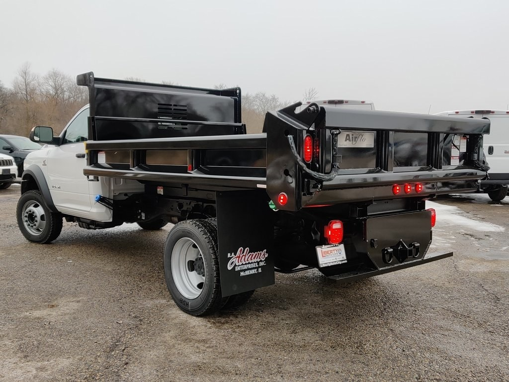 2019 Ram 5500 Regular Cab DRW 4x4, Air-Flo Dump Body #619282 - photo 15