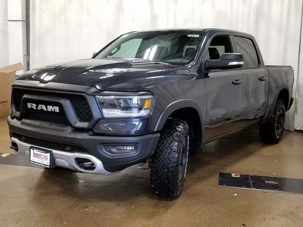 2020 Ram 1500 Crew Cab 4x4,  Pickup #620004 - photo 4