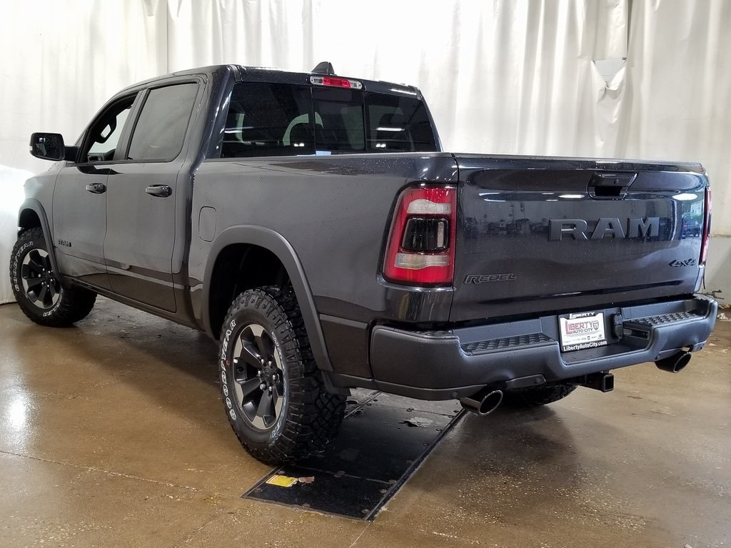 2020 Ram 1500 Crew Cab 4x4,  Pickup #620004 - photo 6