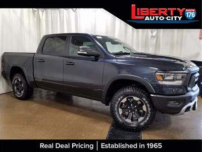 2020 Ram 1500 Crew Cab 4x4,  Pickup #620004 - photo 5