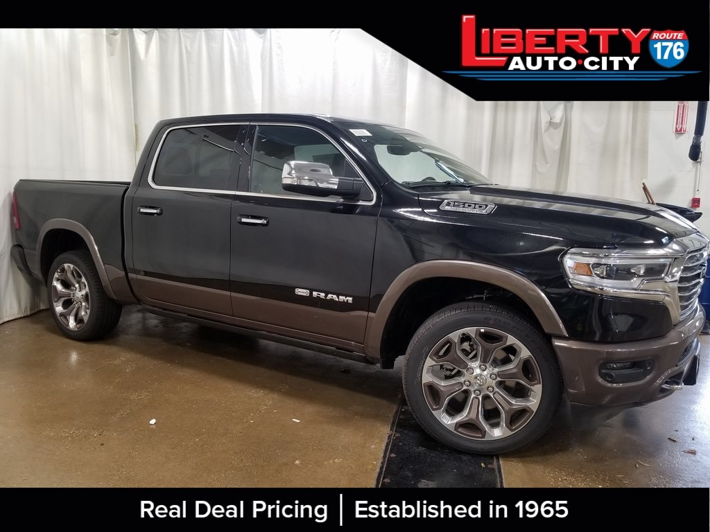 2020 Ram 1500 Crew Cab 4x4, Pickup #620005 - photo 5