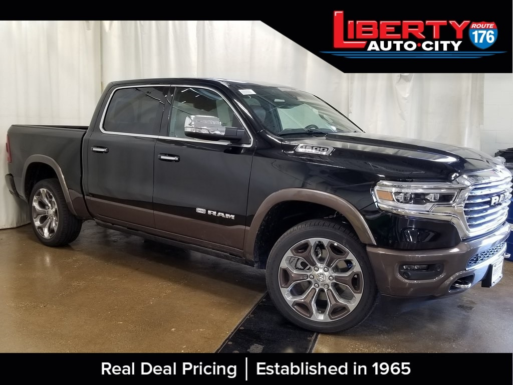 2020 Ram 1500 Crew Cab 4x4, Pickup #620006 - photo 5