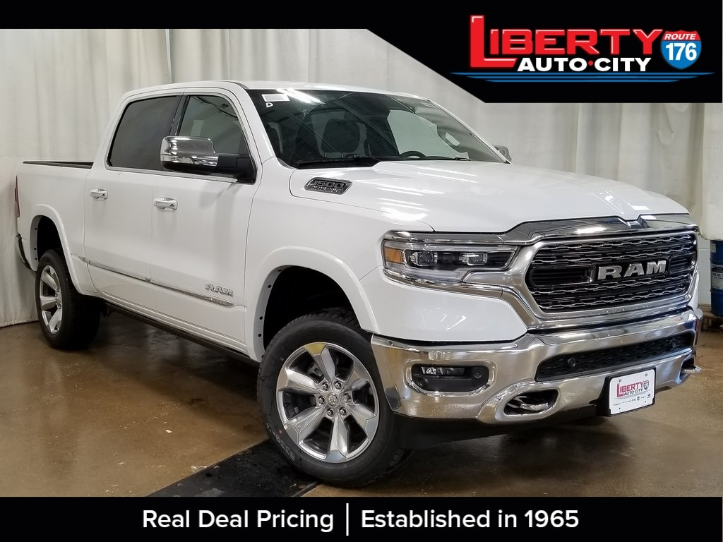 2020 Ram 1500 Crew Cab 4x4, Pickup #620011 - photo 1