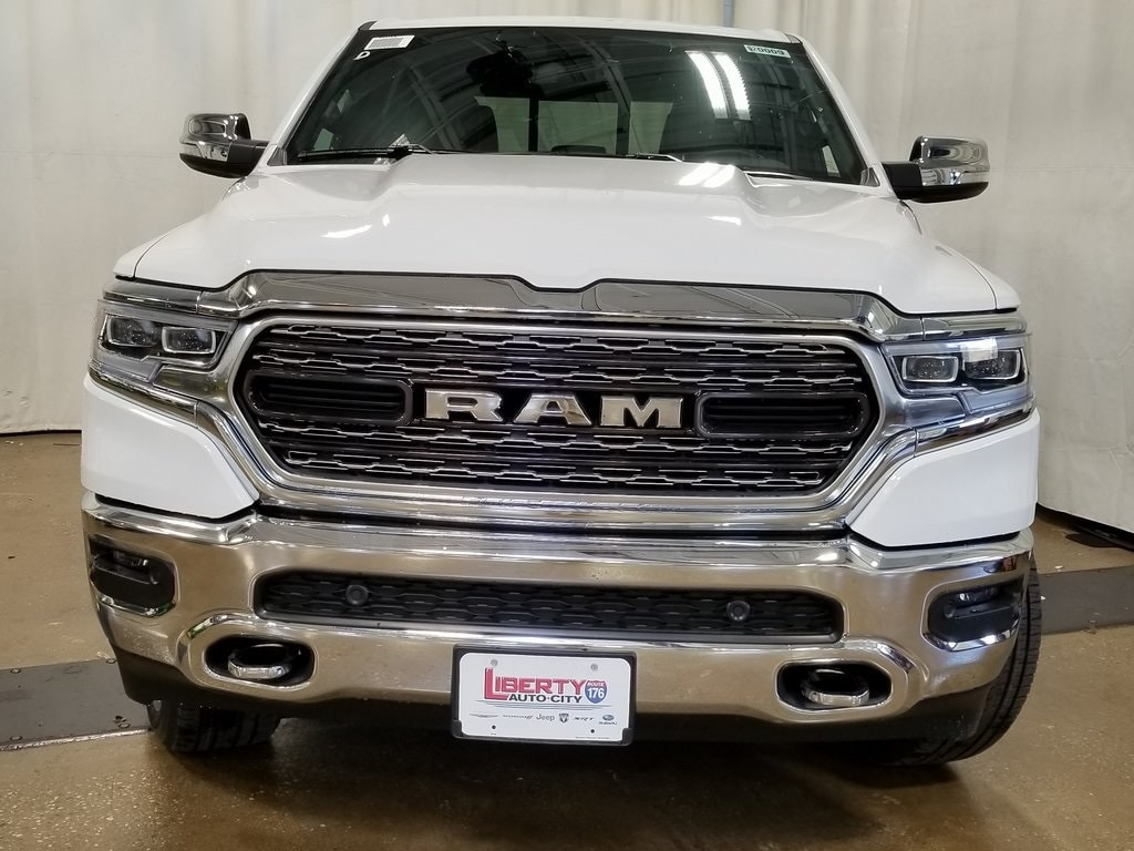 2020 Ram 1500 Crew Cab 4x4, Pickup #620011 - photo 3