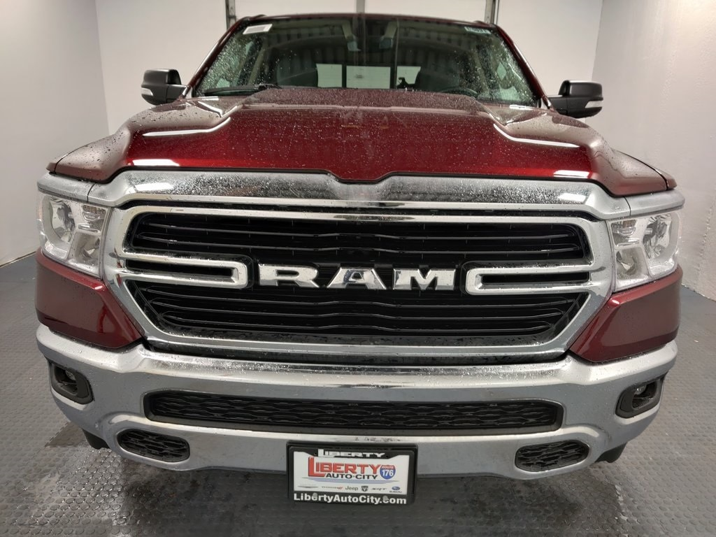 2020 Ram 1500 Quad Cab 4x4, Pickup #620032 - photo 3