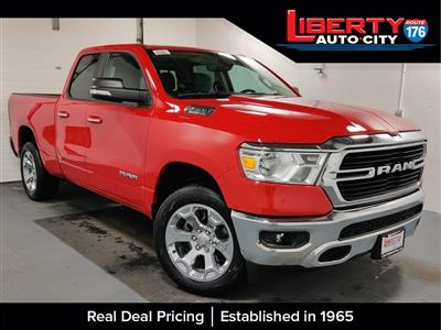 2020 Ram 1500 Quad Cab 4x4, Pickup #620043 - photo 1