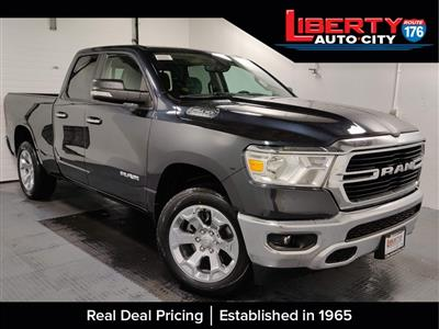 2020 Ram 1500 Quad Cab 4x4, Pickup #620046 - photo 1