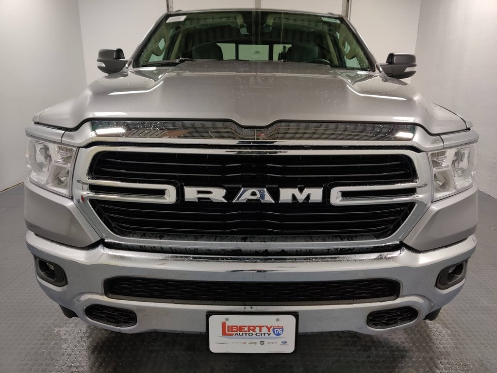 2020 Ram 1500 Quad Cab 4x4, Pickup #620049 - photo 3