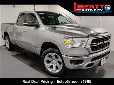 2020 Ram 1500 Quad Cab 4x4, Pickup #620049 - photo 1