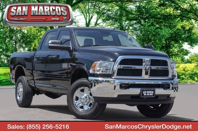 2018 Ram 2500 Crew Cab 4x4,  Pickup #C80893 - photo 1
