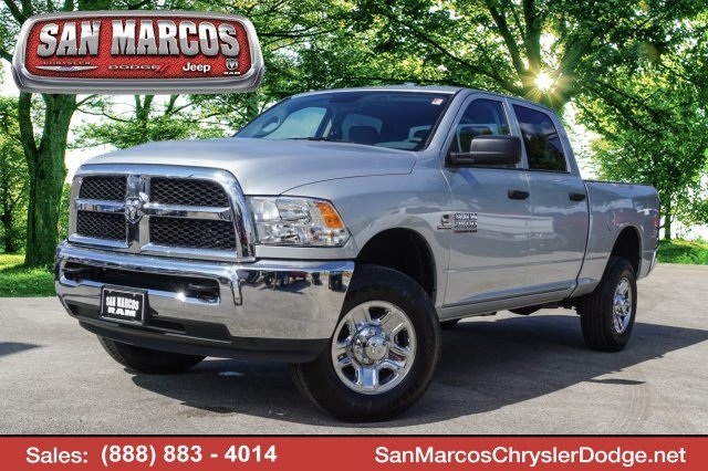 2018 Ram 2500 Crew Cab 4x4,  Pickup #C80964 - photo 1