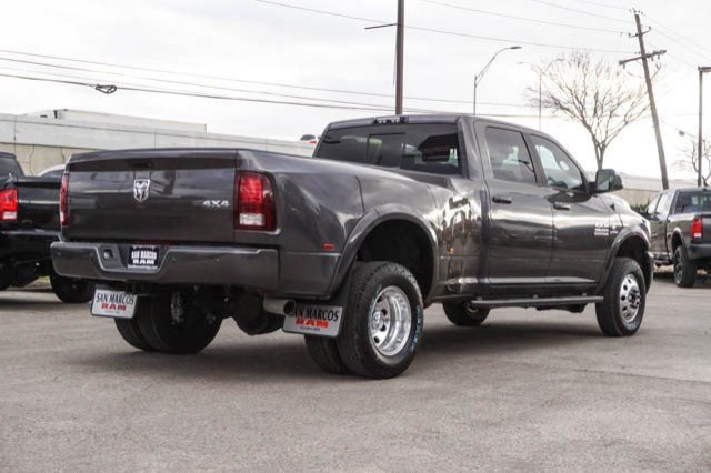 2018 Ram 3500 Crew Cab DRW 4x4,  Pickup #C81025 - photo 5