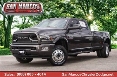 2018 Ram 3500 Crew Cab DRW 4x4,  Pickup #C81025 - photo 1