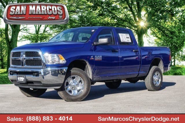 2018 Ram 2500 Crew Cab 4x4,  Pickup #C81054 - photo 1