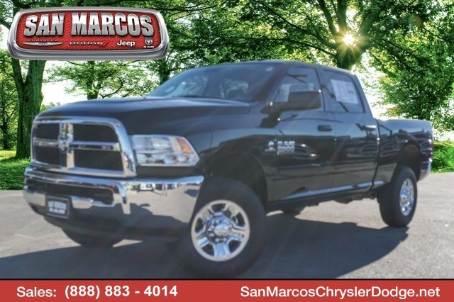 2018 Ram 2500 Crew Cab 4x4,  Pickup #C81059 - photo 1