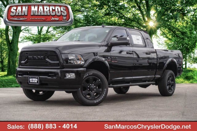 2018 Ram 2500 Mega Cab 4x4,  Pickup #C81066 - photo 1