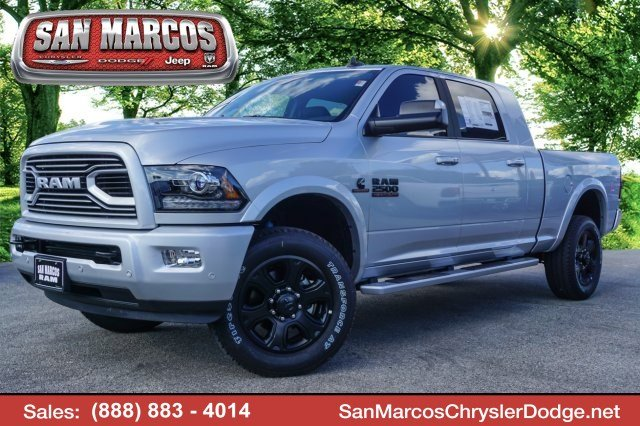 2018 Ram 2500 Mega Cab 4x4,  Pickup #C81088 - photo 1
