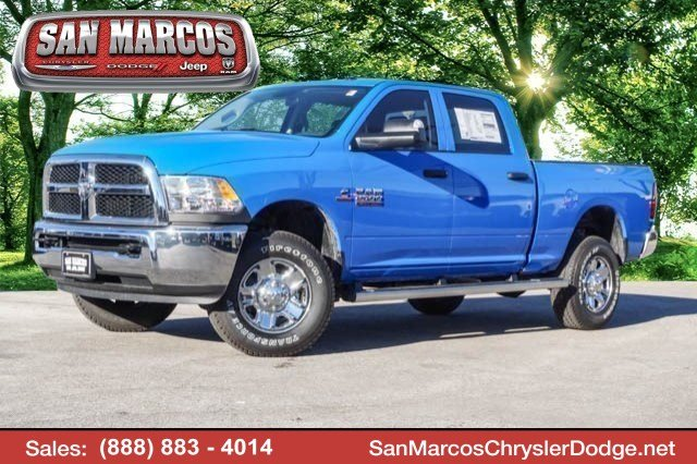 2018 Ram 2500 Crew Cab 4x4,  Pickup #C81096 - photo 1