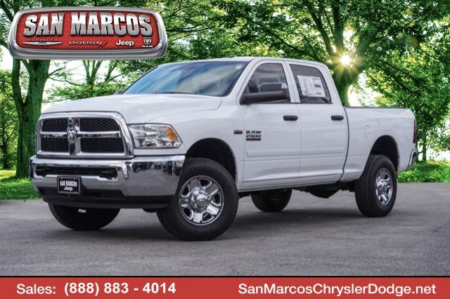 2018 Ram 2500 Crew Cab 4x4,  Pickup #C81108 - photo 1