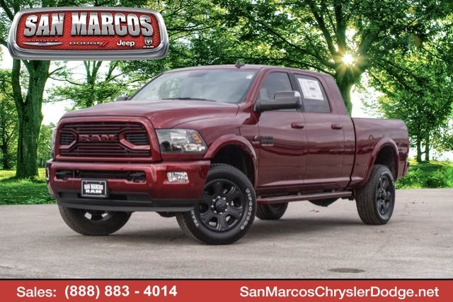 2018 Ram 2500 Mega Cab 4x4,  Pickup #C81113 - photo 1