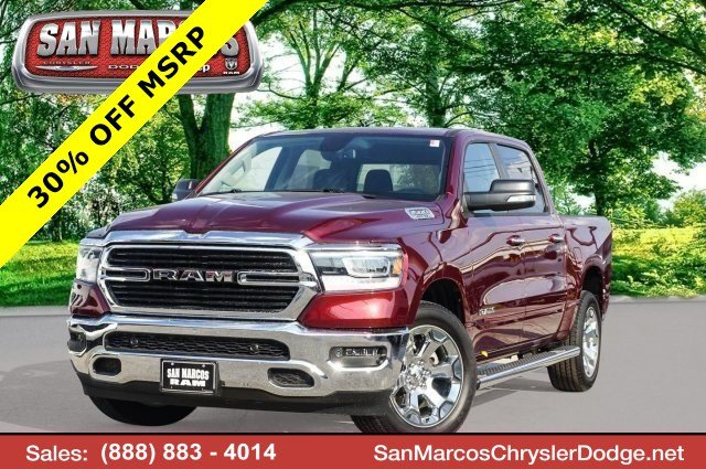 2019 Ram 1500 Crew Cab 4x2,  Pickup #C90074 - photo 1