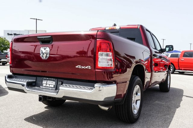 2019 Ram 1500 Quad Cab 4x4,  Pickup #C90093 - photo 4