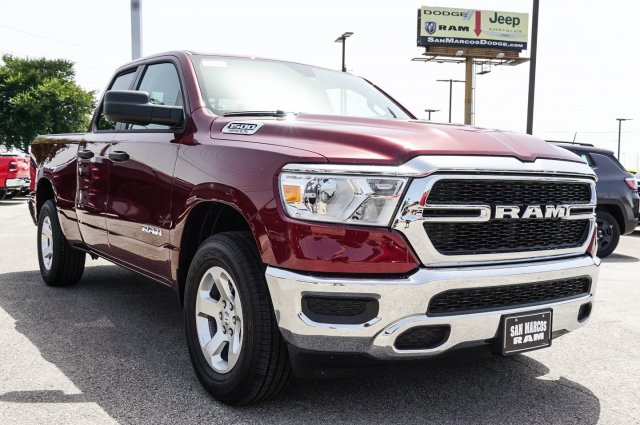 2019 Ram 1500 Quad Cab 4x4,  Pickup #C90093 - photo 5
