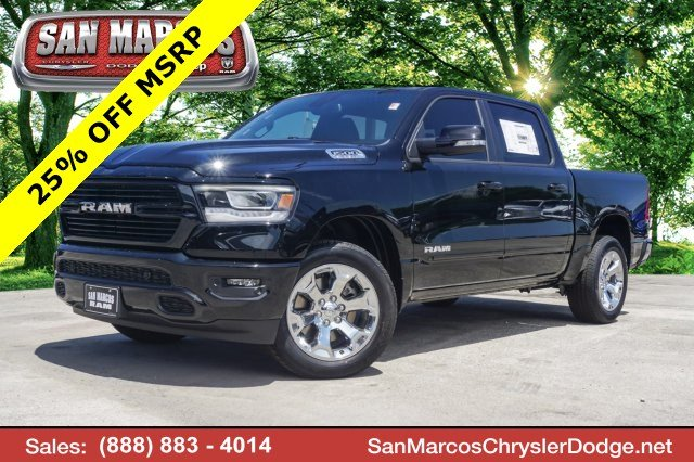 2019 Ram 1500 Crew Cab 4x4,  Pickup #C90169 - photo 1