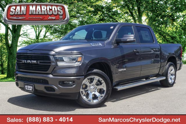 2019 Ram 1500 Crew Cab 4x2,  Pickup #C90180 - photo 1
