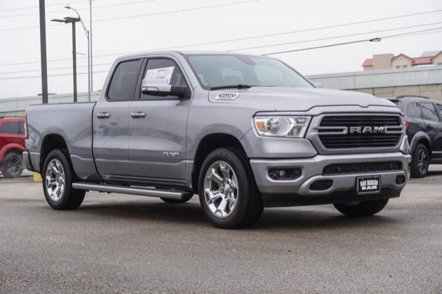 2019 Ram 1500 Quad Cab 4x2,  Pickup #C90251 - photo 4
