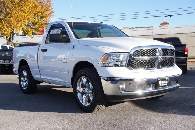 2019 Ram 1500 Regular Cab 4x2,  Pickup #C90314 - photo 4